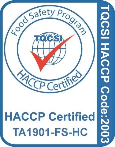 TQCSI HACCP